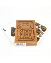 Jeu Steampunk -  BICYCLE® - 55 cartes à jouer