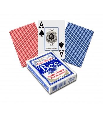 Jeu Bee standard de 55 cartes - Réf. 77R