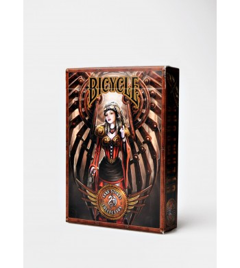 Jeu custom Anne Stokes Steampunk -  BICYCLE®