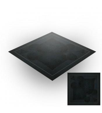 Tapis de jeux polyester - 60x60 - Beton