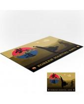Tapis de jeux polyester - 40x60 - Arts martiaux