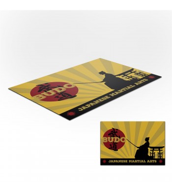Tapis de jeux polyester - 40x60 - MUDO