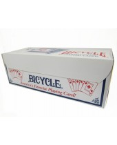 Cartouche Réf. 88 Bicycle® Jumbo Index - 55 cartes - 12 jeux8