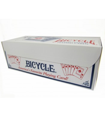 Jeux Bicycle Jumbo Index de 55 cartes - Réf. 88