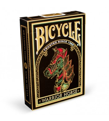 Jeu Warrior Horse - BICYCLE® - 55 cartes à jouer