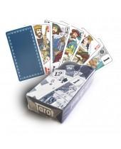 Jeu de Tarot 78 cartes - Faces classiques