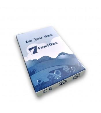 Jeux de 7 familles - Thème écologie - jeux de cartes