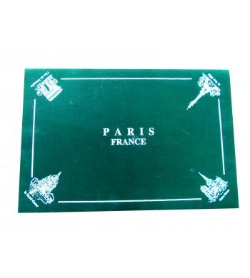 "Tapis ""Paris"" 40 x 60 cm environ"