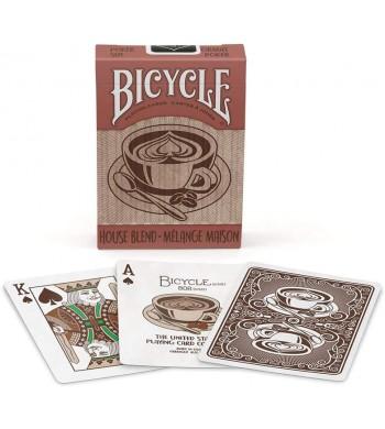 Jeu House of blend - Cartes BICYCLE®