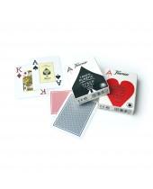 Jeu Réf. 2800 Fournier - 100 % plastiques - 55 cartes