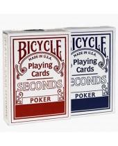 Jeu Seconds BICYCLE® - 55 cartes