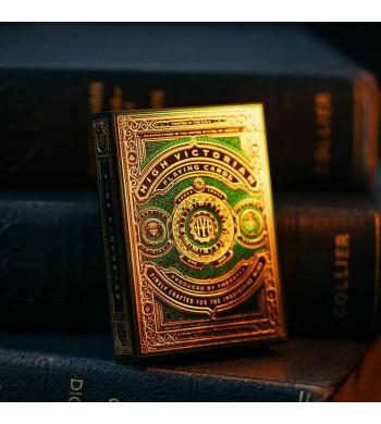 Jeu High Victorian - THEORY11 cartes premium