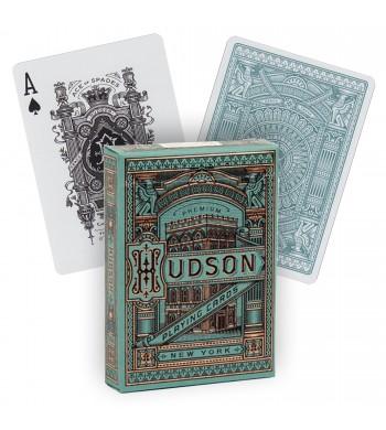 Jeu Hudson - Cartes de collection
