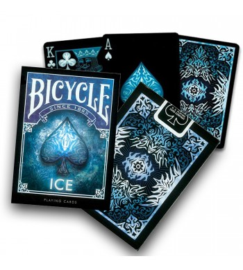 Jeu Ice - Cartes BICYCLE® de collection