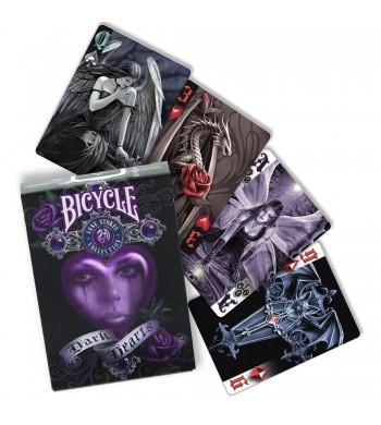 Jeu Dark Hearts - Anne Stockes BICYCLE®