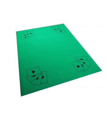 Tapis vert 45x58 cm