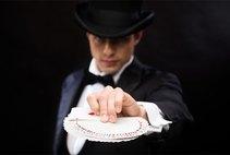 Tout l'univers des cartes de magie