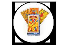 Jeux de tarot divinatoires
