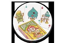 Jeux de cartes BICYCLE