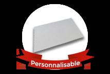 Tapis personnalisables